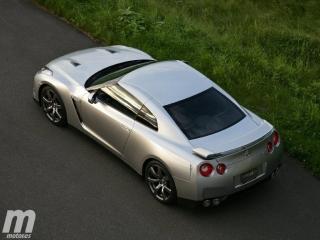 Galería Nissan GT-R R35 2007, fotos de la nueva generación Foto 105