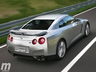 Galería Nissan GT-R R35 2007, fotos de la nueva generación Foto 106