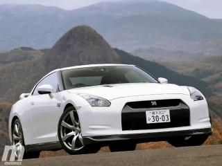 Galería Nissan GT-R R35 2007, fotos de la nueva generación Foto 115