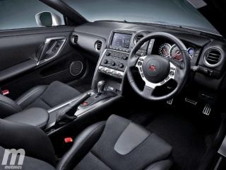 Galería Nissan GT-R R35 2007, fotos de la nueva generación Foto 117