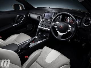 Galería Nissan GT-R R35 2007, fotos de la nueva generación Foto 118