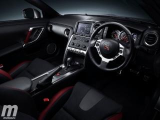 Galería Nissan GT-R R35 2007, fotos de la nueva generación Foto 119