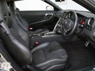 Galería Nissan GT-R R35 2007, fotos de la nueva generación Foto 121