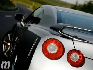 Galería Nissan GT-R R35 2007, fotos de la nueva generación Foto 136