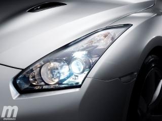 Galería Nissan GT-R R35 2007, fotos de la nueva generación Foto 138