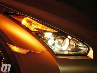 Galería Nissan GT-R R35 2007, fotos de la nueva generación Foto 139