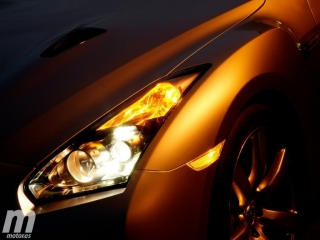 Galería Nissan GT-R R35 2007, fotos de la nueva generación Foto 140