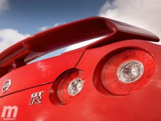 Galería Nissan GT-R R35 2007, fotos de la nueva generación Foto 141