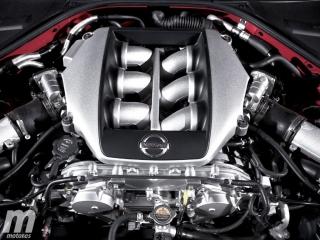 Galería Nissan GT-R R35 2007, fotos de la nueva generación Foto 147
