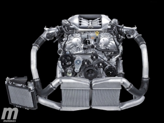 Galería Nissan GT-R R35 2007, fotos de la nueva generación Foto 151