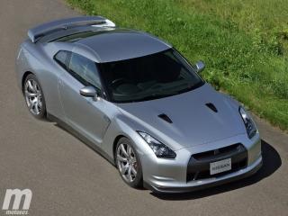 Galería Nissan GT-R R35 2007, fotos de la nueva generación Foto 156