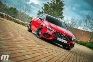 Galería Mercedes-AMG A 45s 4MATIC+ Foto 11
