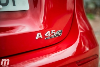 Galería Mercedes-AMG A 45s 4MATIC+ Foto 44