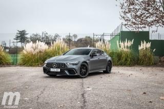 Galería Mercedes-AMG GT Berlina - Miniatura 1