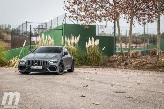 Galería Mercedes-AMG GT Berlina - Miniatura 5