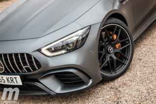 Galería Mercedes-AMG GT Berlina Foto 6