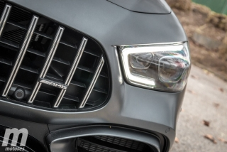 Galería Mercedes-AMG GT Berlina Foto 8