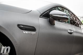 Galería Mercedes-AMG GT Berlina Foto 10