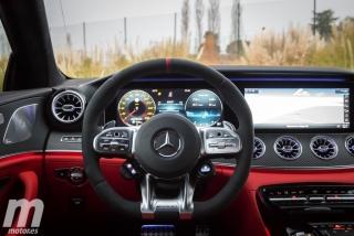 Galería Mercedes-AMG GT Berlina Foto 24