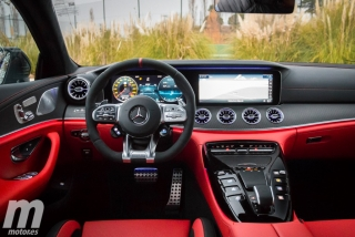 Galería Mercedes-AMG GT Berlina - Miniatura 25
