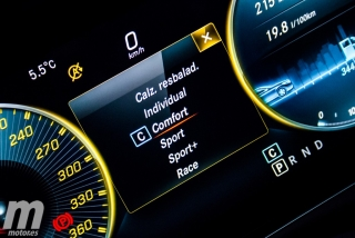 Galería Mercedes-AMG GT Berlina - Miniatura 29