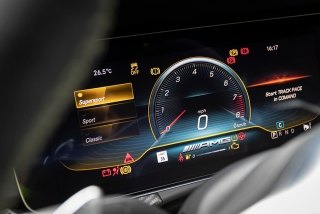 Galería Mercedes-AMG GT Berlina - Miniatura 28