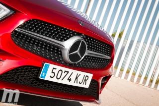 Galería Mercedes CLS 350d - Miniatura 13