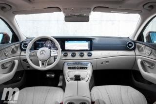 Galería Mercedes CLS 350d - Miniatura 48