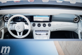 Galería Mercedes CLS 350d - Miniatura 50