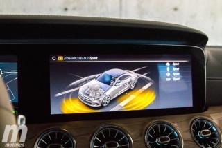 Galería Mercedes CLS 350d - Miniatura 92