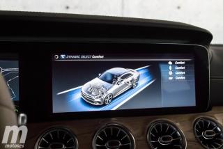 Galería Mercedes CLS 350d - Miniatura 93