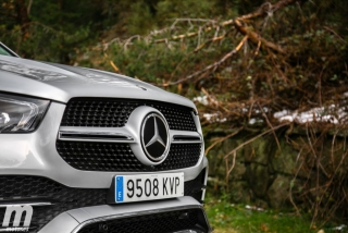 Galería Mercedes GLE 300d  - Miniatura 100