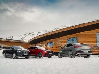 Galería Mercedes GLE Coupé 2020 - Foto 1