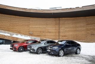 Galería Mercedes GLE Coupé 2020 - Foto 3