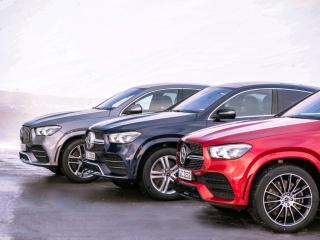 Galería Mercedes GLE Coupé 2020 - Foto 4