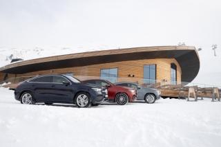 Galería Mercedes GLE Coupé 2020 - Foto 5