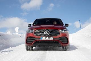 Galería Mercedes GLE Coupé 2020 Foto 8
