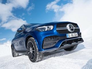 Galería Mercedes GLE Coupé 2020 Foto 13