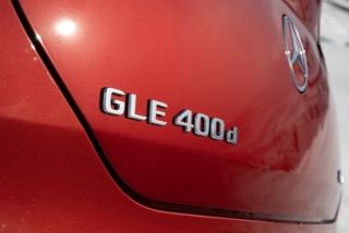 Galería Mercedes GLE Coupé 2020 Foto 19