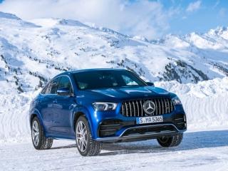 Galería Mercedes GLE Coupé 2020 Foto 28