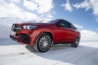 Galería Mercedes GLE Coupé 2020 Foto 29