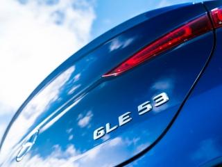 Galería Mercedes GLE Coupé 2020 Foto 36