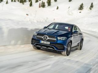 Galería Mercedes GLE Coupé 2020 Foto 41