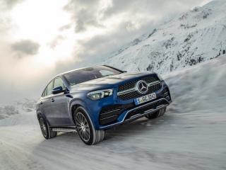 Galería Mercedes GLE Coupé 2020 Foto 43
