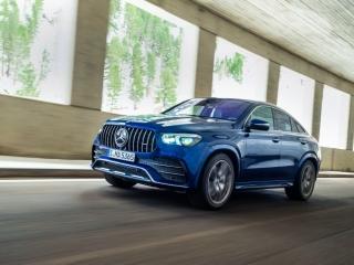 Galería Mercedes GLE Coupé 2020 Foto 64