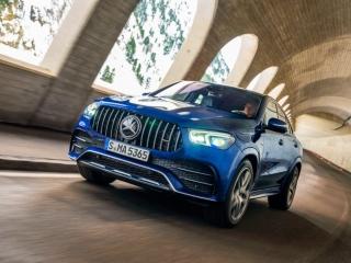 Galería Mercedes GLE Coupé 2020 Foto 65