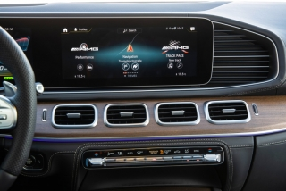 Galería Mercedes GLE Coupé 2020 Foto 104