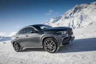 Galería Mercedes GLE Coupé 2020 Foto 109