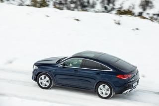 Galería Mercedes GLE Coupé 2020 Foto 114