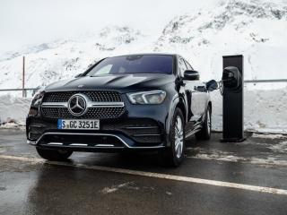 Galería Mercedes GLE Coupé 2020 Foto 115